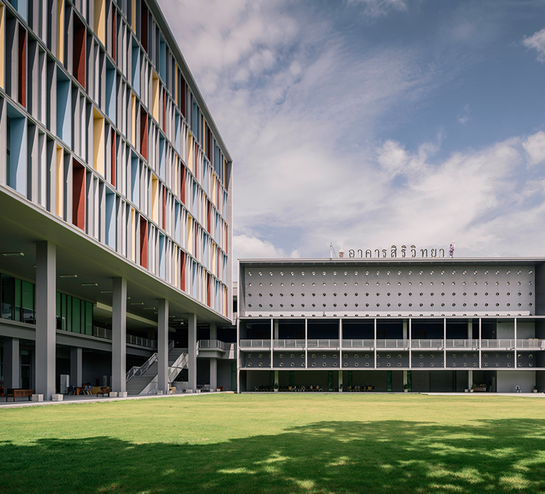 SIRIWITTAYA BUILDING, MAHIDOL UNIVERSITY