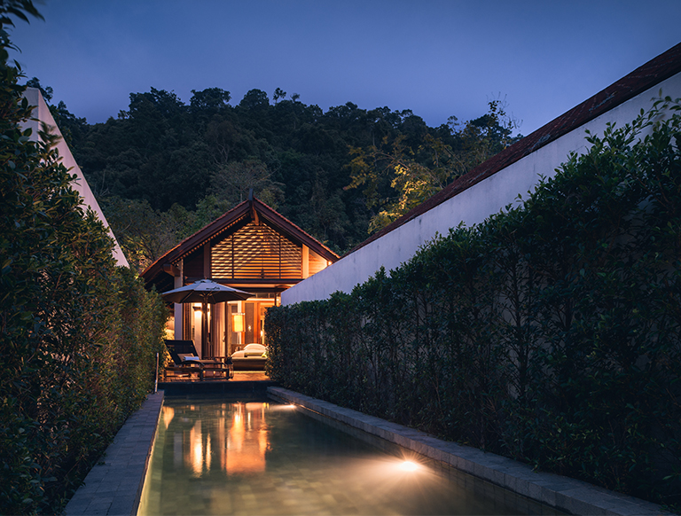 THE TUBKAAK KRABI BOUTIQUE RESORT (POOL VILLA)